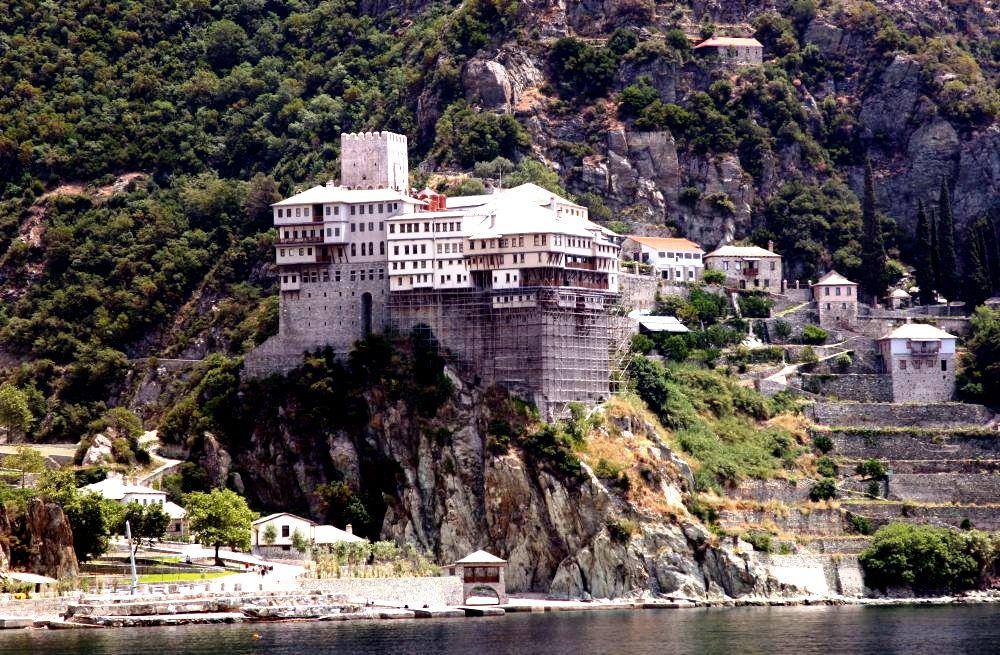 Монастырь Дионисиат