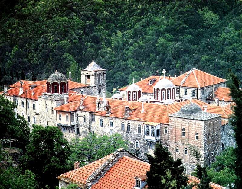 Монастырь Костамонит