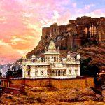 панорама мехрангарха