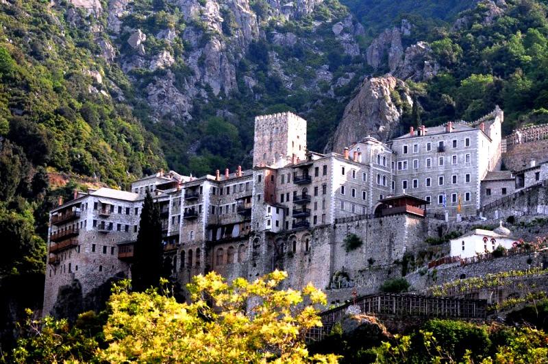 Монастырь Св. Павла