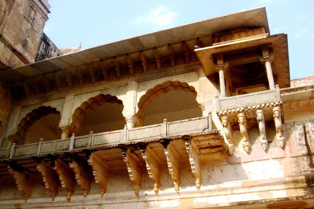 балконы амбера