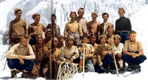 команда альпинистов