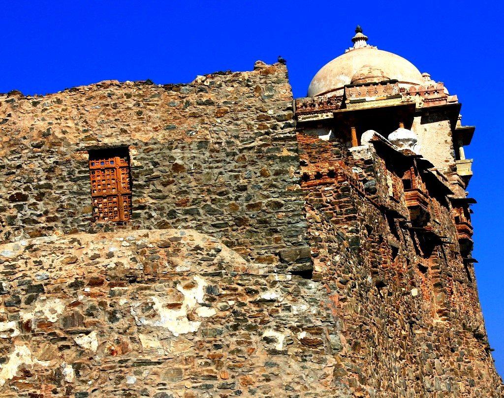 постройки кумбалгарха