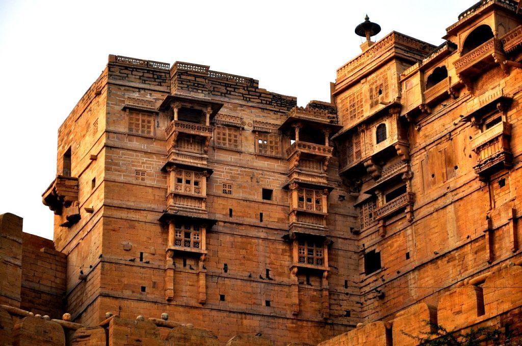 укрепления джайсалмера