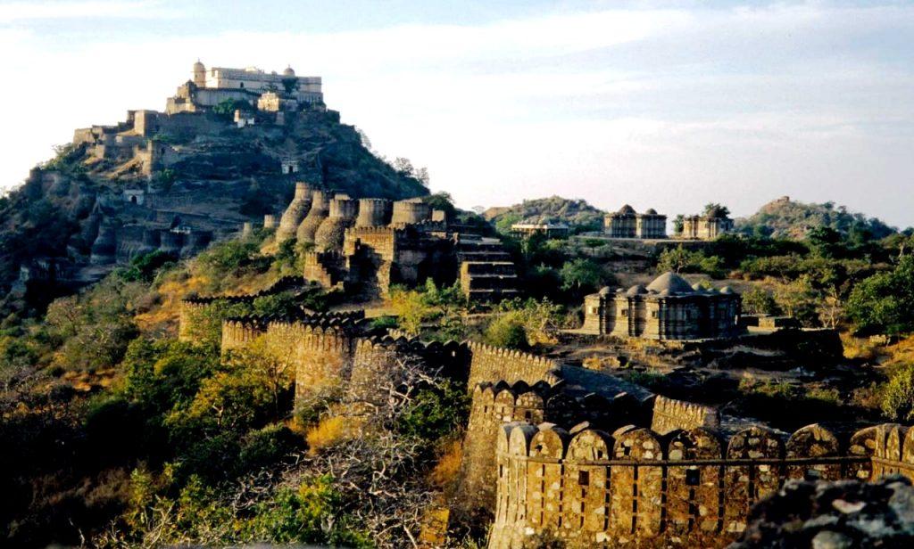 скалы кумбалгарха