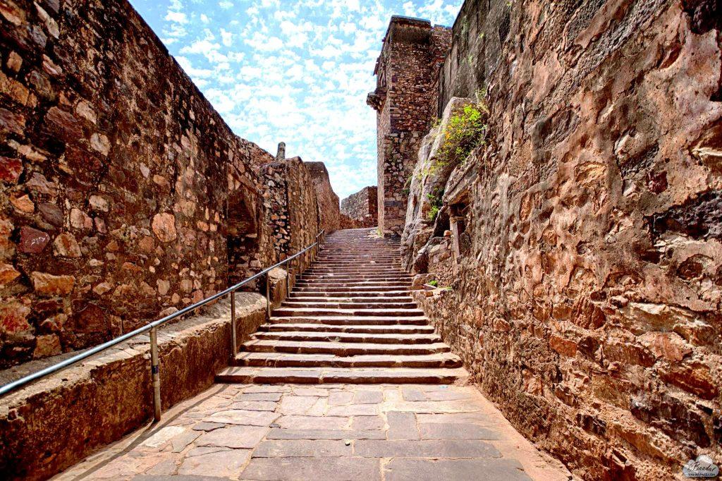 лестница рантхамбора