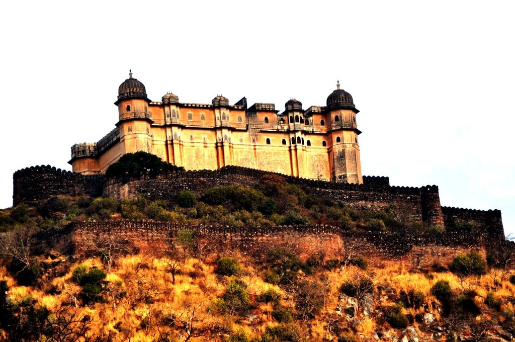 дворец кумбалгарха