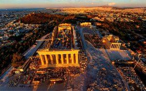 обзор Акрополя