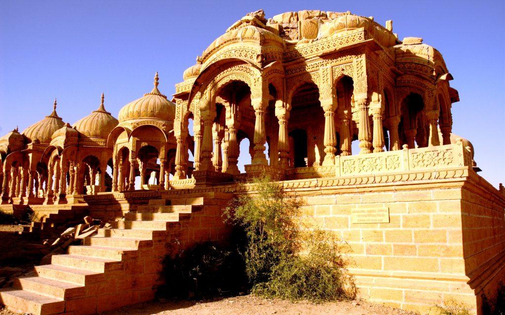 архитектура форта джайсалмер