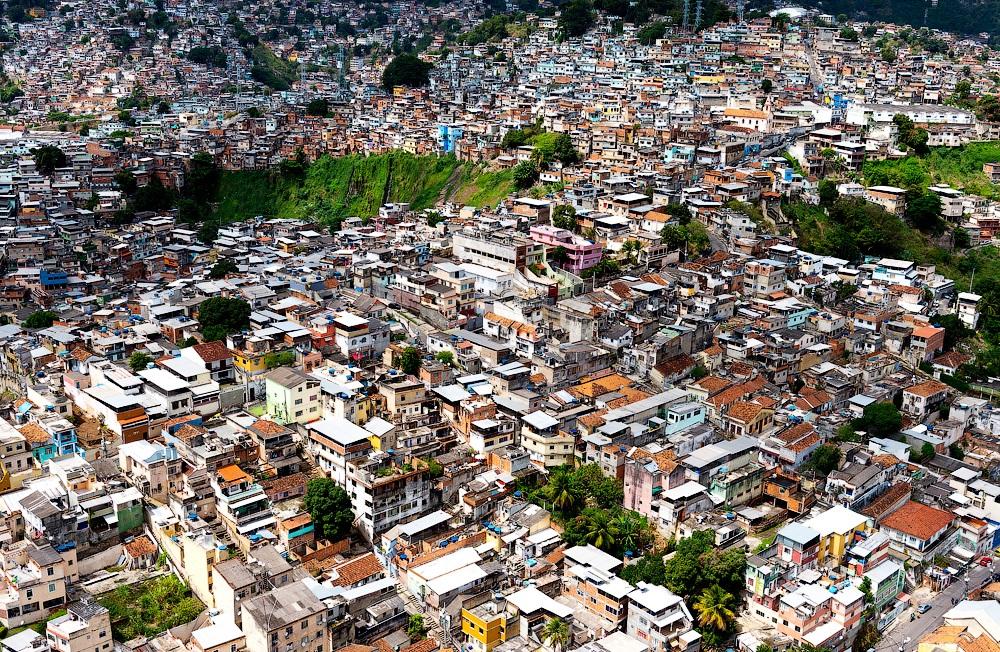 бедный район Рио