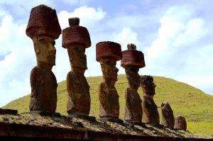 исполины моаи