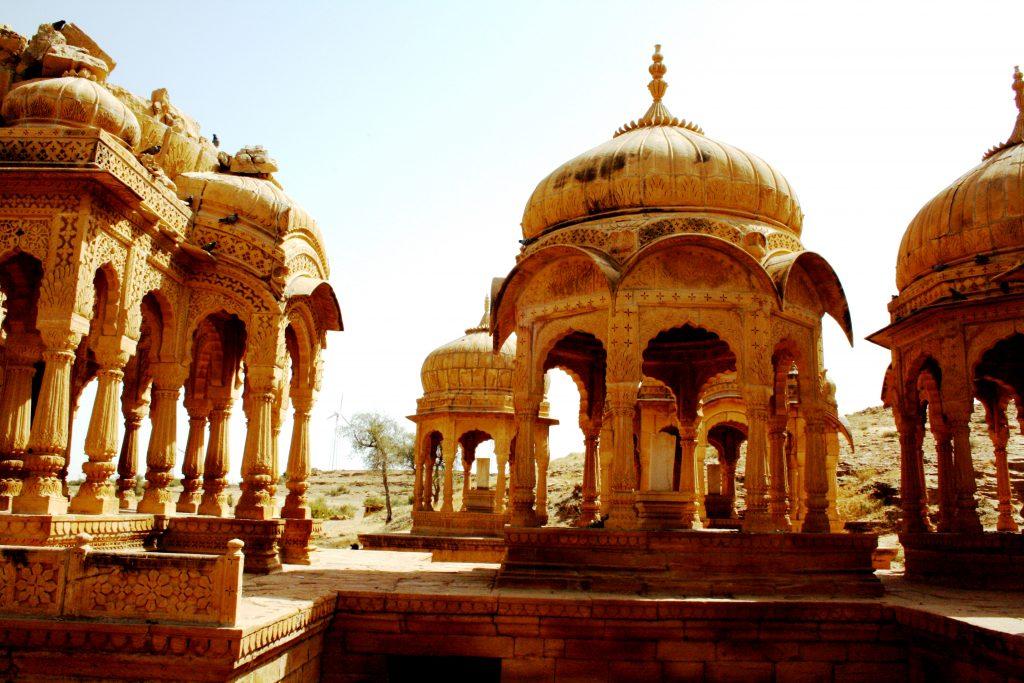 постройки джайсалмера
