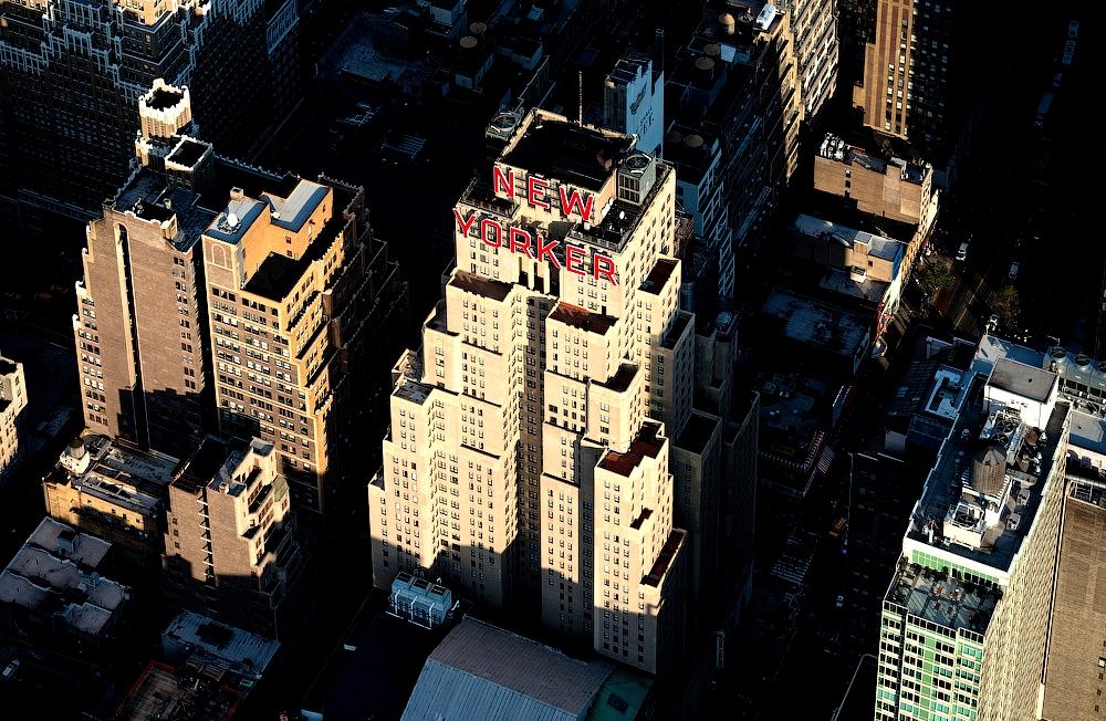 Отель Нью-Йоркер