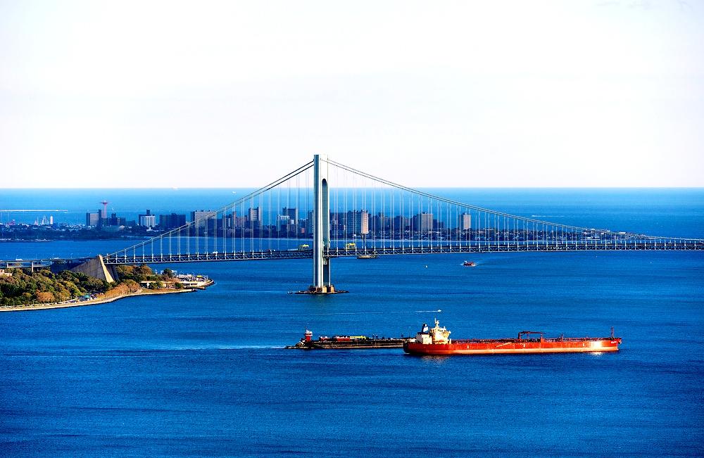 Мост Верразано