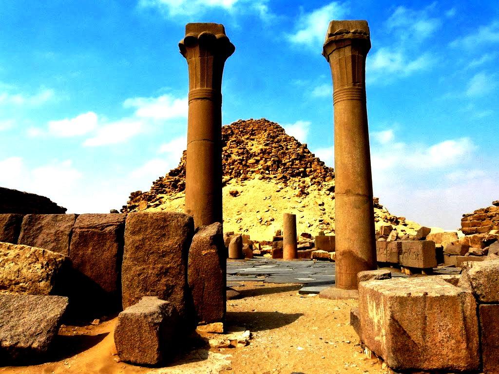 храмы Саккары