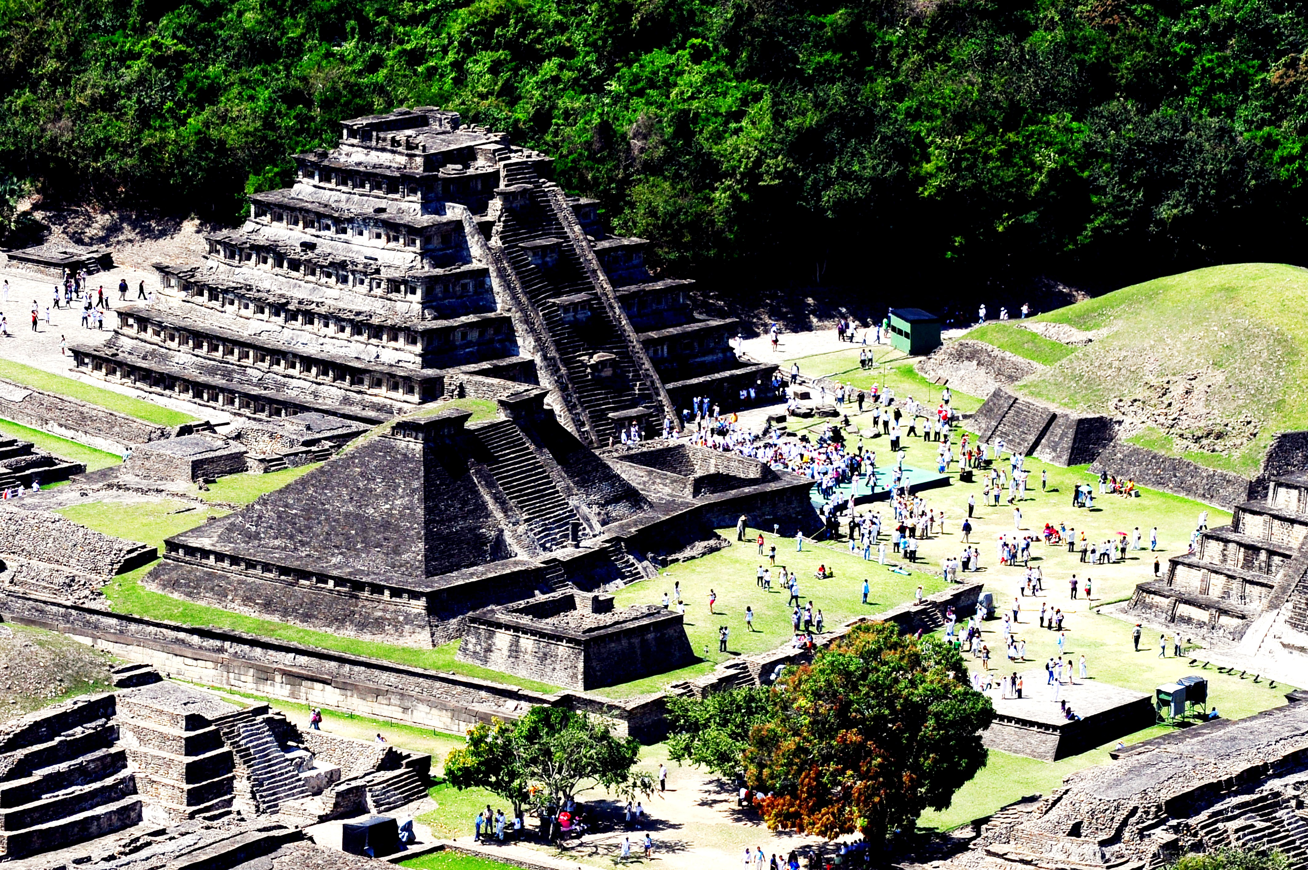 пирамиды Эль-Тахина