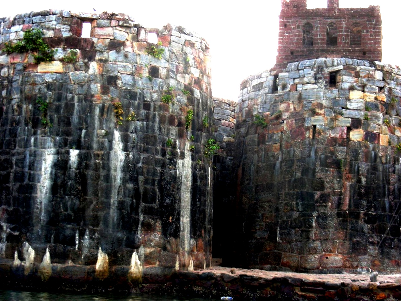 бастионы Синдхудурга