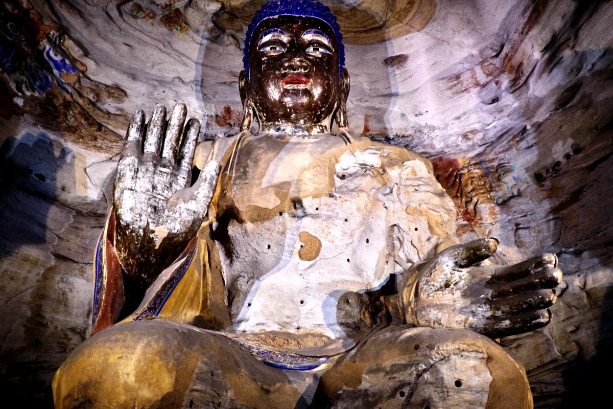 Будда с мудрами