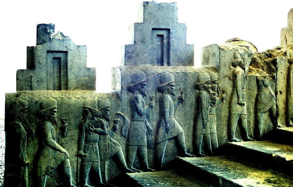 артефакты персеполя