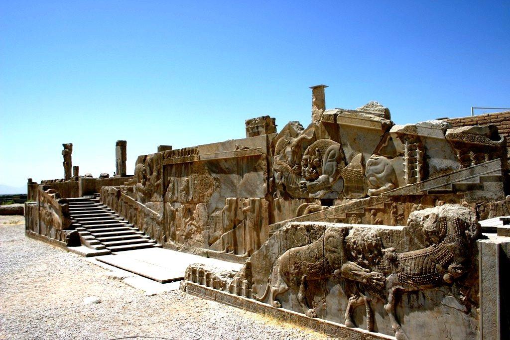 храмы Персеполя