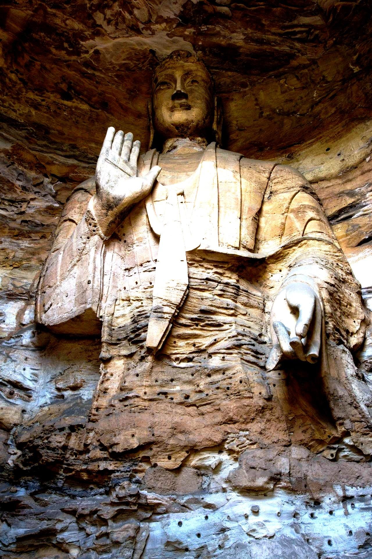 большой будда Юньгана