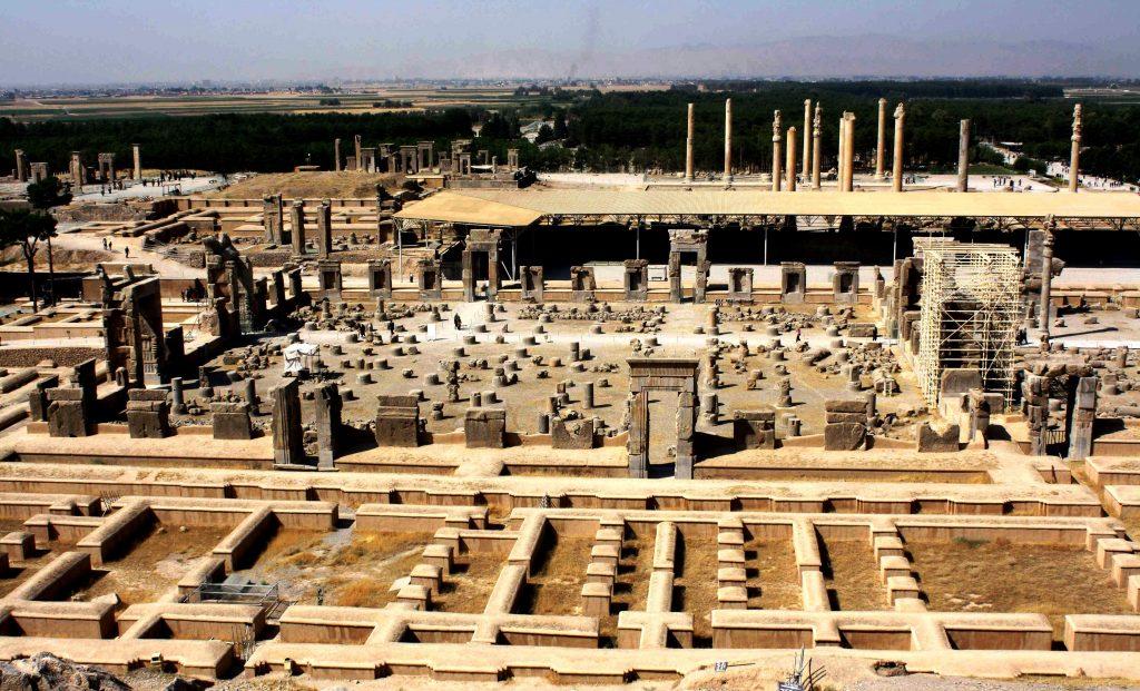 иран фото Персеполь