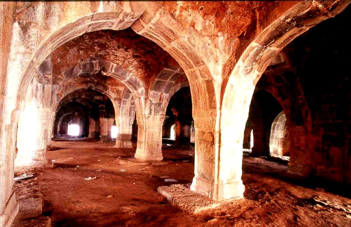 подземелье джанджиры