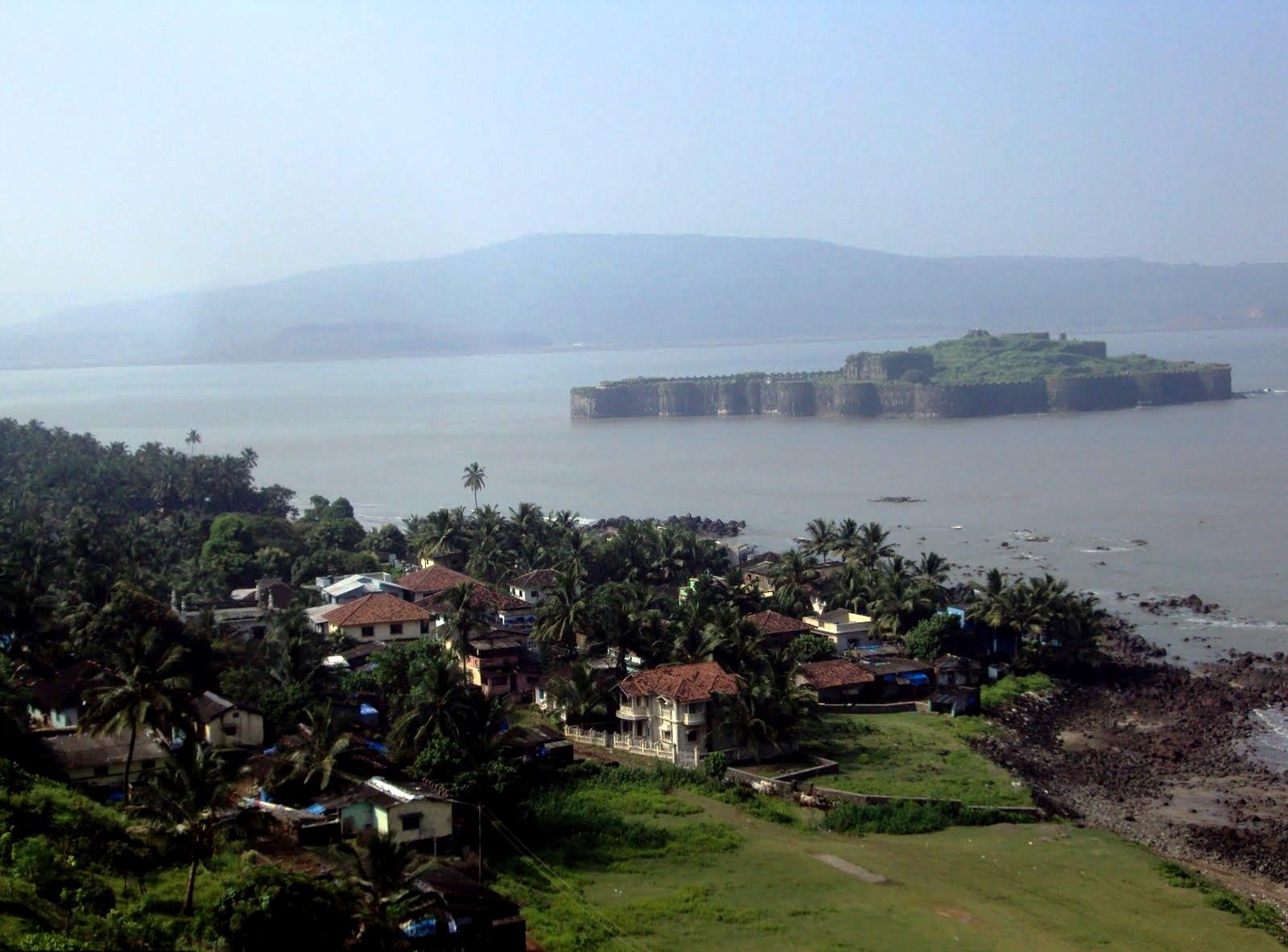 панорама Джанджиры