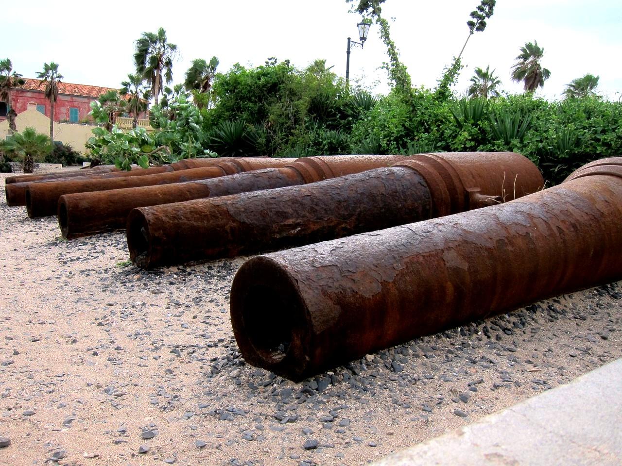 колониальная артиллерия