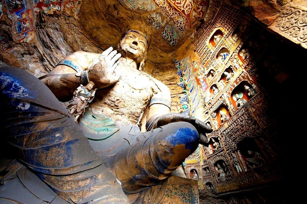 Будда пещер Могао