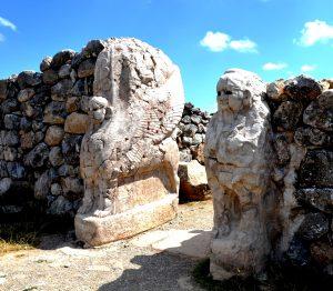монументы хаттушаша