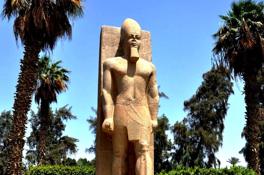 Фараон Рамзес