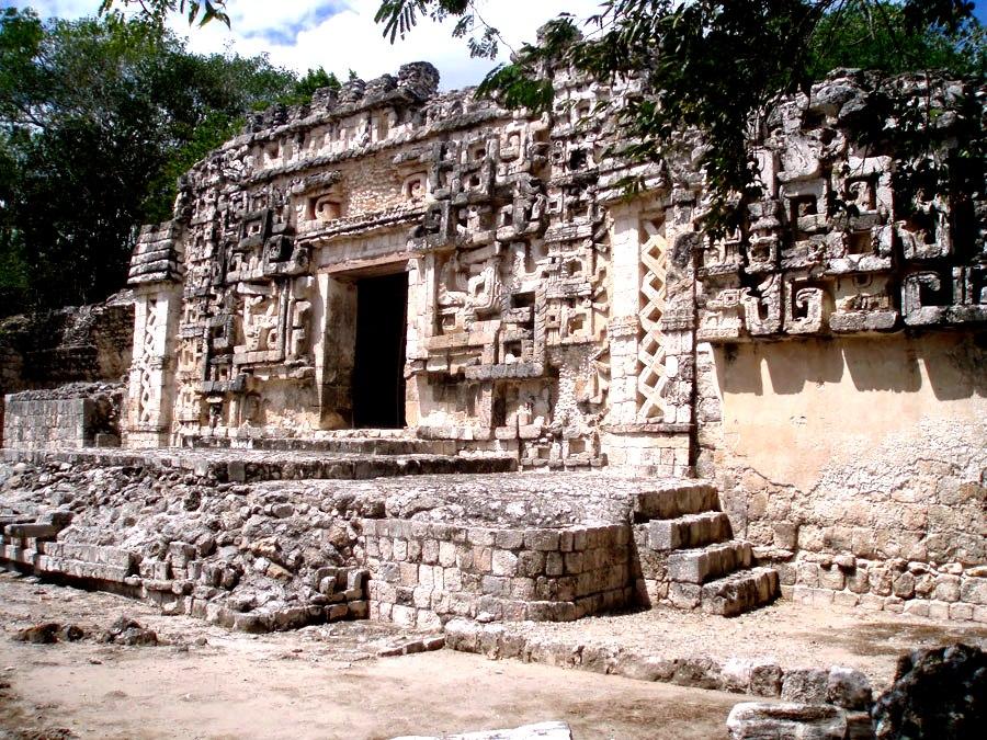 постройки теотиуакана