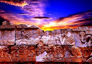 стелы Персеполя