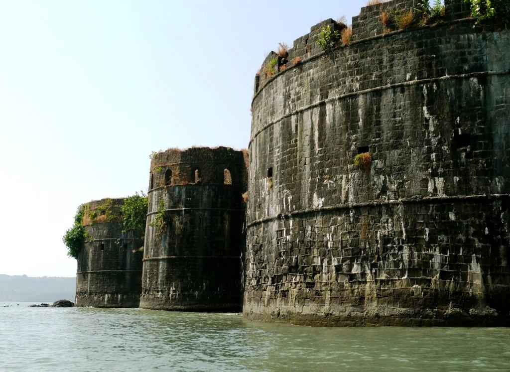 крепость джанджира