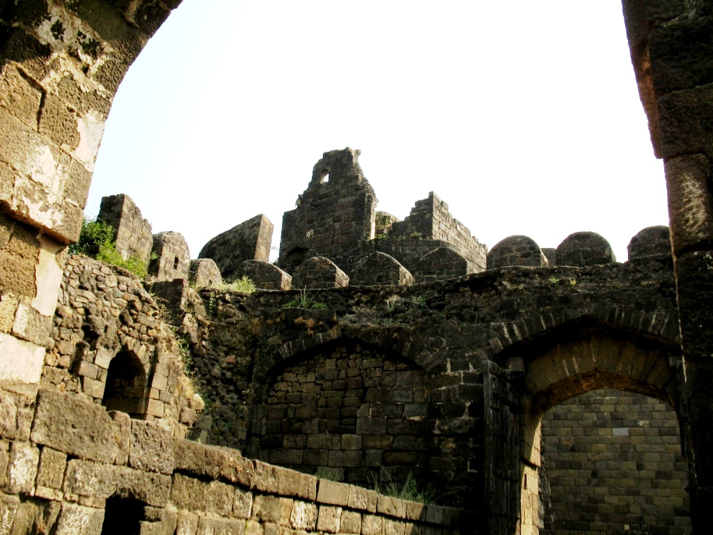 бастионы даулатабада