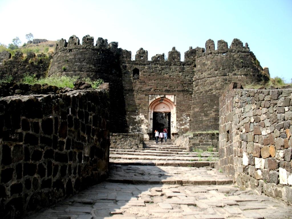 ворота даулатабада
