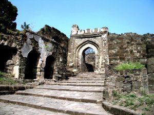 планировка форта Девагири