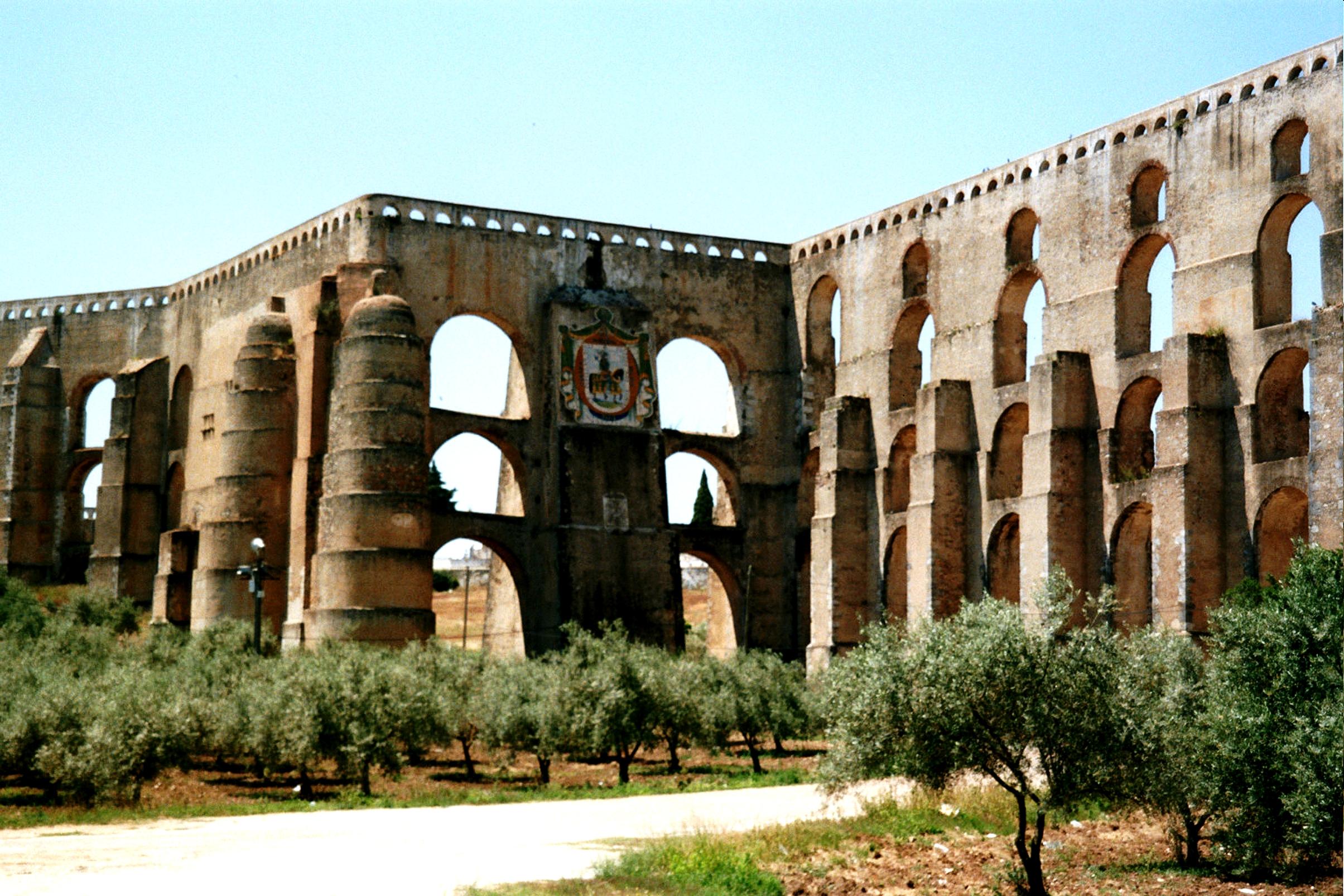 акведук элваша