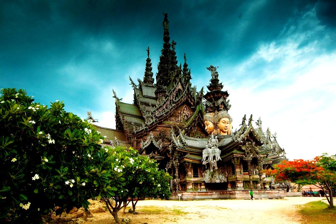обзор храма истины