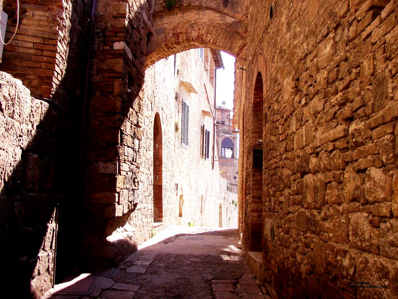 арки сан-джиминьяно