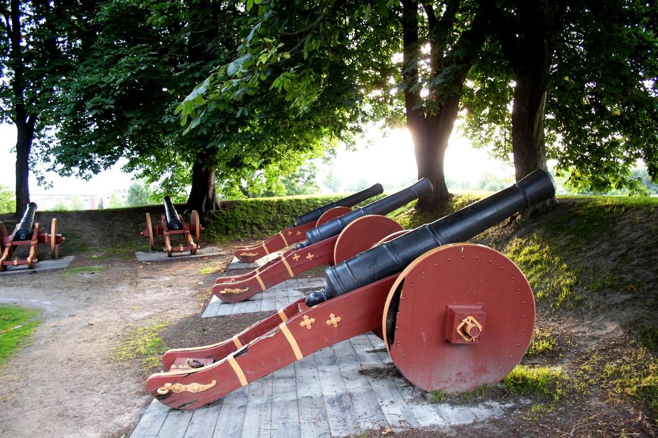артиллерия фредрикстада