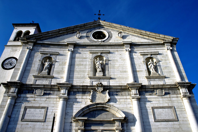 фасад собора пальмановы