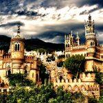 замок коломарес