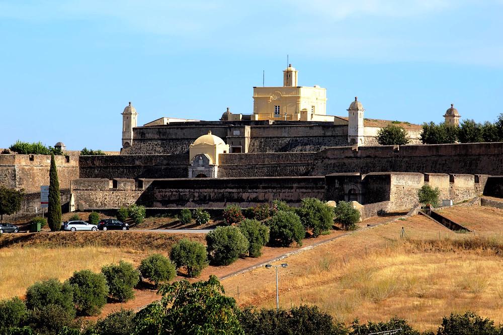 крепость санта лусия