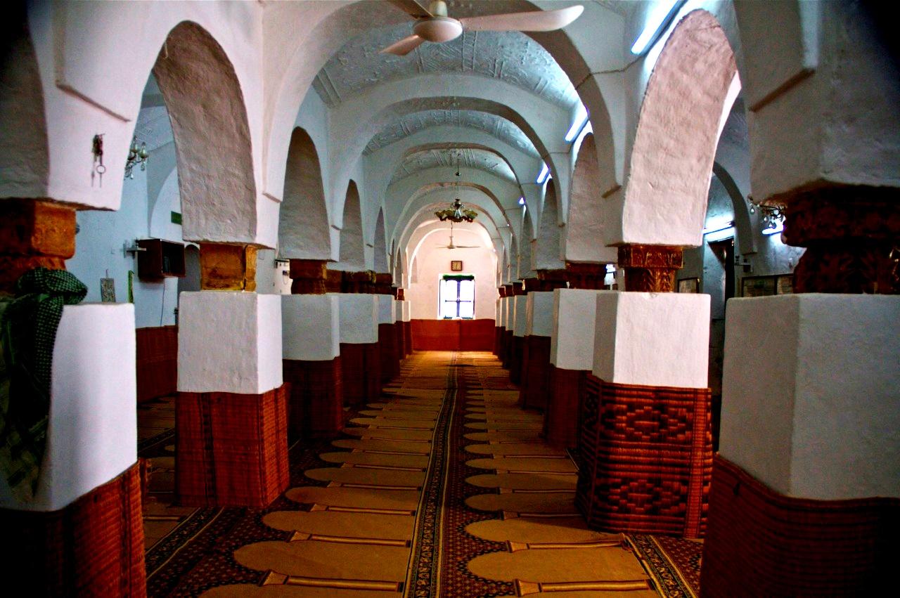 мечеть гадамеса