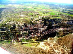 панорама рокамадура