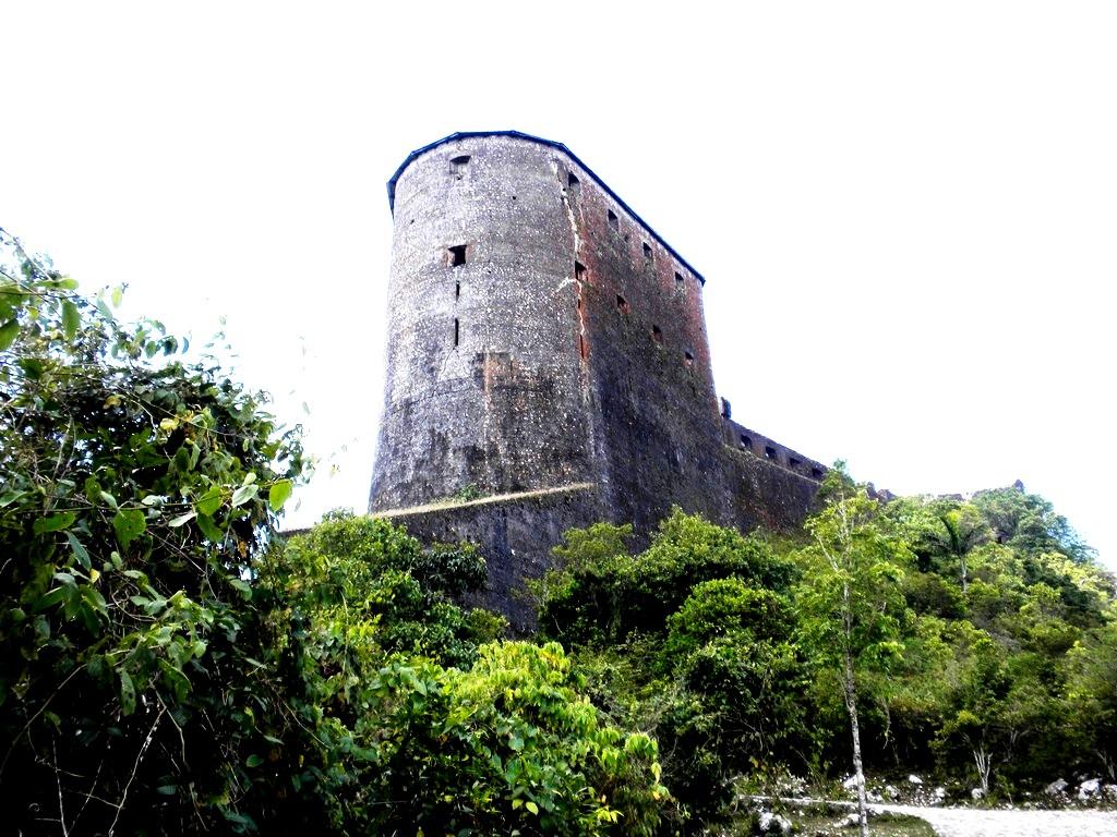 крепость лаферьер