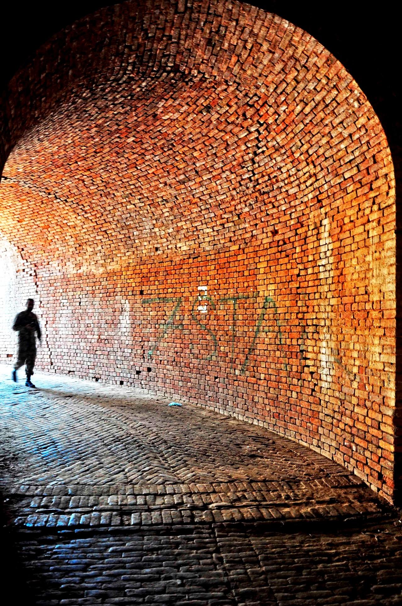 туннель форта деравар