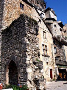 средневековый рокамадур